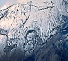 El Cristo del Popocatepetl