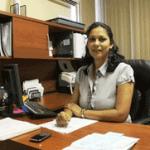 La directora de Ingresos, Norma Isela Flores Carrillo