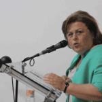 alcaldesa Esthela Ponce Beltrán.