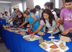 Muestra gastronómica sudcaliforniana en la UABCS