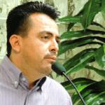 El tesorero general municipal, Gerardo Manríquez Amador