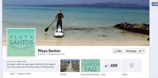 Busca Playa Santos acercarse a la comunidad del Pueblo Mágico