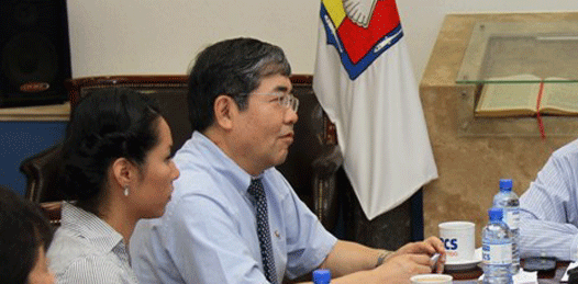 Busca BCS afianzar relaciones comerciales con China