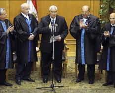 Egipto: nuevo presidente