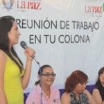 Rocío Araujo Rochín.