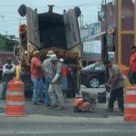 El agujero de categoría 5 que se encontraba en la esquina de Toronja y Luis Donaldo Colosio fue tapado.