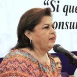 alcaldesa Esthela Ponce Beltrán