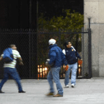 Vandalismo en San Lázaro