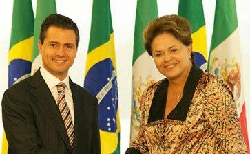 Espió NSA a Rousseff y a Peña Nieto