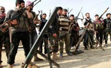 Rebeldes sirios implicados en ataque con armas químicas