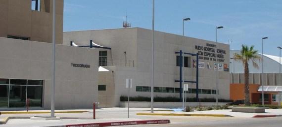 Hospital General con Especialidades Juan María de Salvatierra
