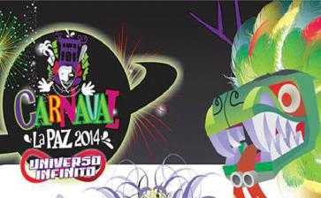 Sí se realizará el Carnaval La Paz 2014