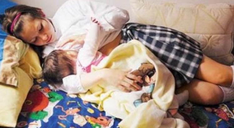 Disminuyen embarazos en adolescentes
