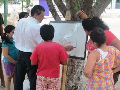 Exitosos los programas sociales en colonias de La Paz