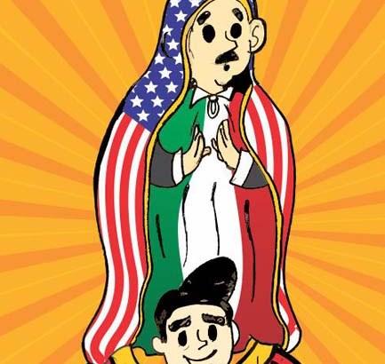 Con perdón de la Virgen de Guadalupe