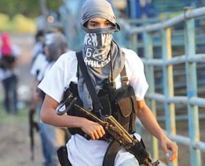 Grupos de civiles armados