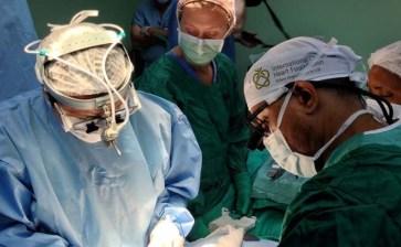 Inician Jornadas de Cirugías Cardiacas en Niños y Adolescentes