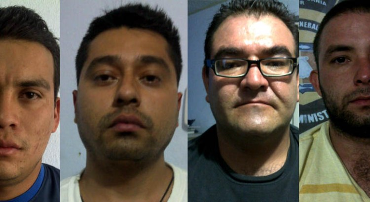 Cayeron presuntos homicidas de Las Garzas