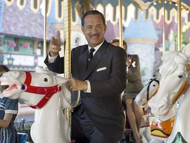 Tom Hanks, el reto de ser Disney