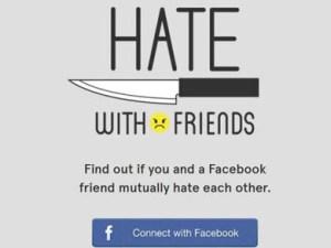 Like o hate