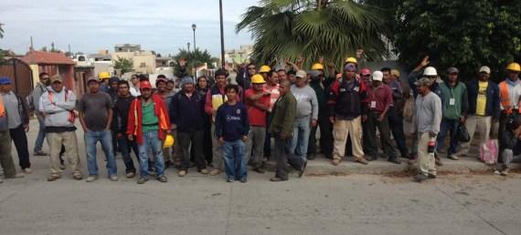 Obreros del Marriot