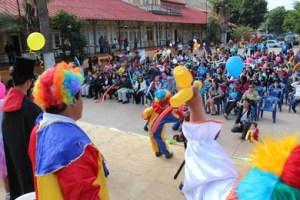 Desfile Dia discapacidad