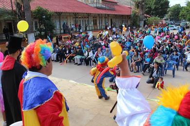 Con desfile celebran Día de la Discapacidad