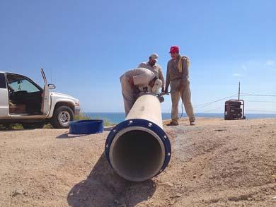 Más obras hidráulicas para 2014