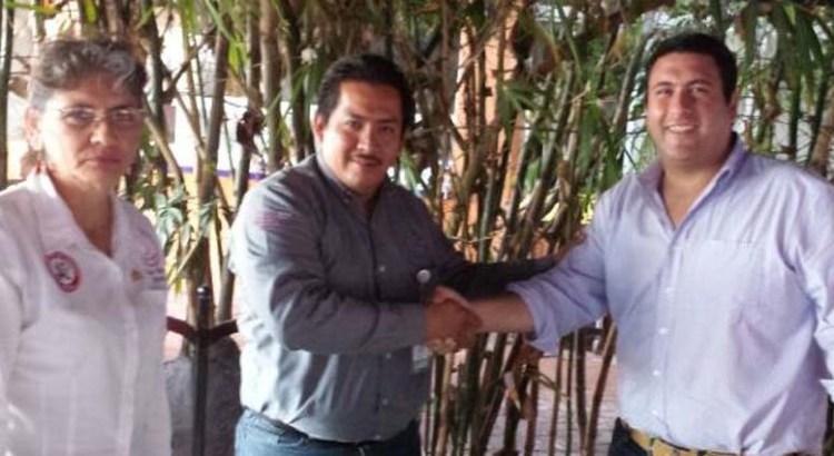 Firma Barroso convenio con Congregación Mariana Trinitaria