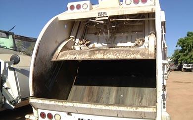 Se retrasa la recolección de basura en CSL