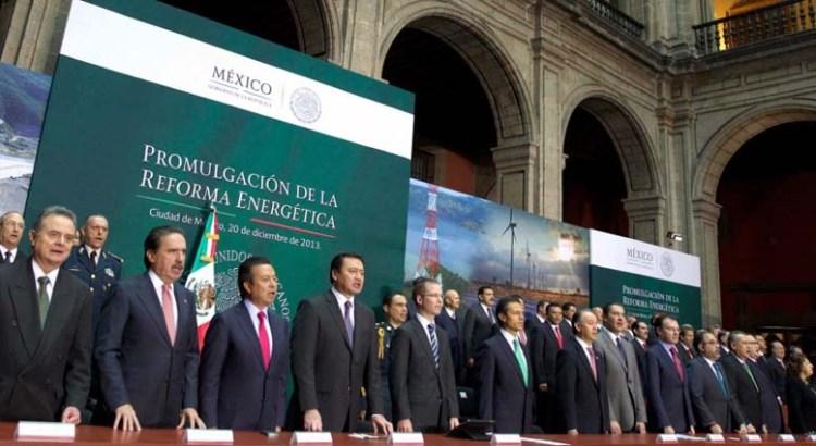 Abona la reforma energética al desarrollo del país