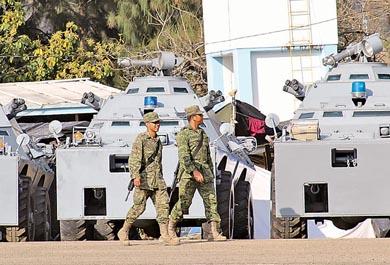 Toman autodefensas cinco poblados más