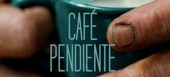 Cafe pendiente