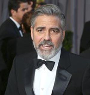 Clooney piropea a La Vale