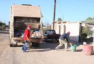 Se normaliza el servicio de recolección de basura