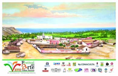 Inicia el Festival del Arte Todos Santos