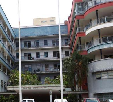 Crisis en los hospitales públicos venezolanos