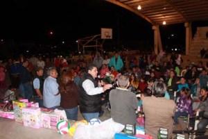 Día de Reyes en Bahía Asuncion