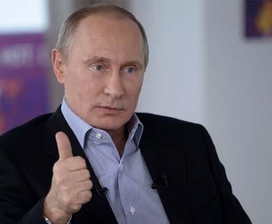 Garantiza Putin trato digno a homosexuales