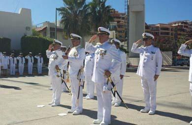 Nuevo mando en el Sector Naval de CSL