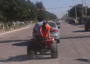Motocilistas