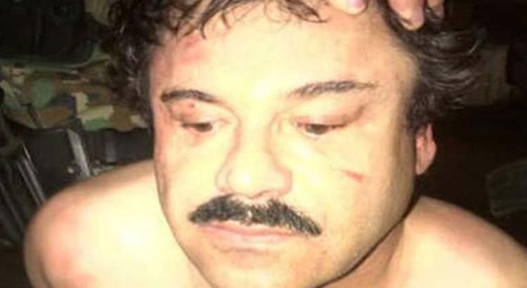 Atrapan al «Chapo»