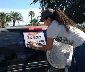 CROC tenencia vehicular