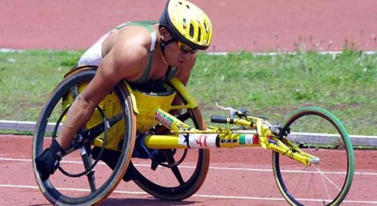 Se ha olvidado el Gobernador de los deportistas en silla de ruedas