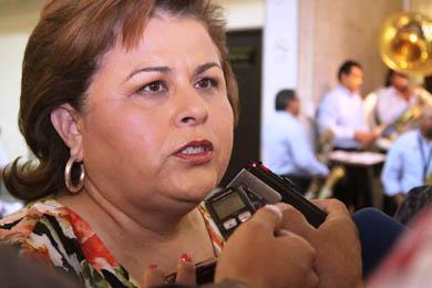 Reitera Alcaldesa la ilegalidad del presidente del Tribunal de Conciliación