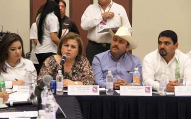 Solicita Alcaldesa incluir a La Paz en la Cruzada contra el Hambre