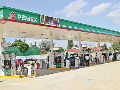 Empresas extranjeras operarían gasolineras