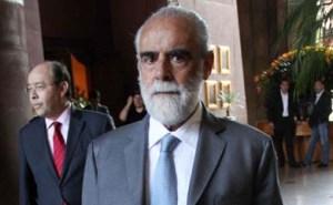 El político Diego Fernández de Cevallos