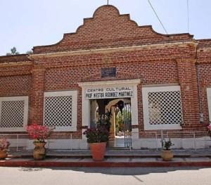 Centro Cultural Siglo XXI Profr. Néstor Agúndez