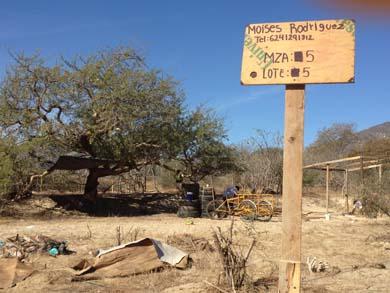 No quieren ser reubicados habitantes de El Zacatal y Santa Rosa